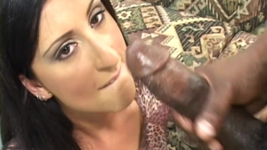 Hard pounding in company with very hot Luscious Lopez