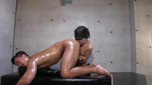Asian has a thing for extreme torture HD