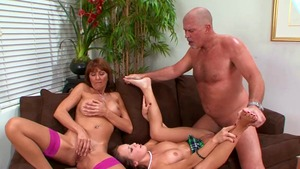 Hard nailed rough along with Desi Foxx