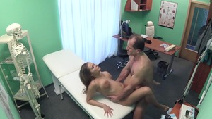 Doctor has a soft spot for hard pounding