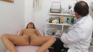 Sex scene starring doctor