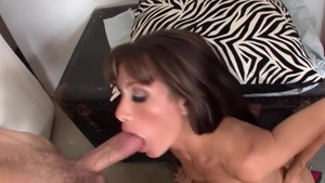 MILF enjoys greatly hard fucking