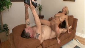 Plowing hard escorted by huge tits amateur Mia Rider