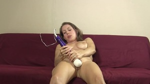 Homemade rough fucking with big boobs amateur Lelu Love