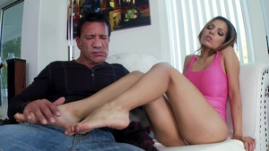 Busty MILF Yurizan Beltran feels up to rough fucking