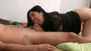 French amateur enjoys rough fucking in HD
