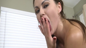 The best sex with amazing babe Tina Kay