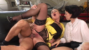 Tight girl goes in for nailed rough in HD