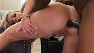 Raw hard slamming escorted by large tits MILF Nina Elle