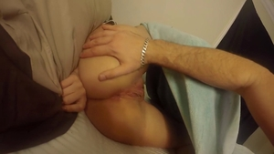 Wet pussy nice girl ass pounded in HD
