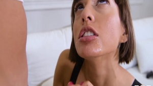 Teen chick Janice Griffith pussy eating sex tape