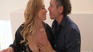 Sex scene together with Eva Notty plus Mick Blue