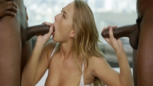 Young and super sexy Carter Cruise double penetration