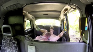 Real fucking starring busty Ava Austen in taxi