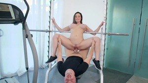 Kendra Lust nailed rough video