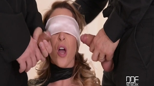 Victoria Summers gaping sex tape