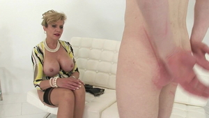 Hard whip along with young MILF Lady Sonia in HD