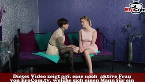Pierced deutsch amateur really likes raw sex in HD
