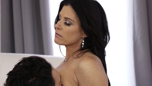 India Summer is really very hot brunette