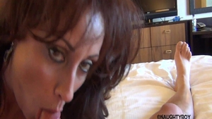 Eva Notty ass fucking in hotel