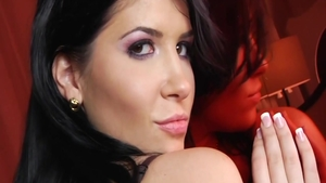 Rough pussy sex amongst dirty latina Rebeca Linares