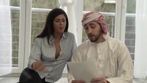 Arab Coco De Mal is so large boobs stepmom
