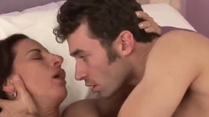 Melissa Monet together with James Deen erotic missionary
