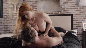 Rough hard sex amongst hairy pornstar Penny Pax