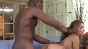 Pussy fuck with young tight asian friend