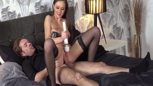 Perfect Tina Kay got her pussy pounded