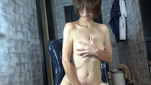 Asian mature sex with toys in HD