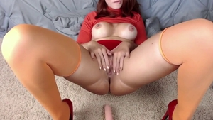 Very hawt amateur upskirt orgasm dirty talking HD