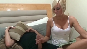 Short haired pornstar needs hard pounding in HD