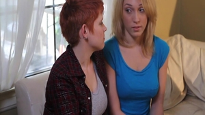 Lily Cade along with Lily Labeau ass pounding