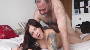 Super ugly whore hard ass pounded