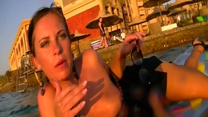 Hottest stepmom loves pussy sex in HD