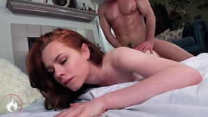 Redhead agrees to nailed rough