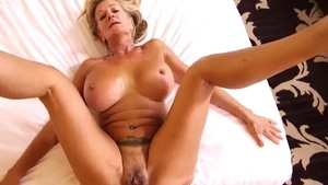 Cock sucking starring huge tits amateur