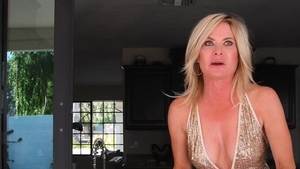 Extreme real sex in company with incredible american MILF