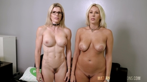 POV real sex together with Cory Chase & Nikki Brooks