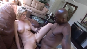 Rough nailing with blonde babe