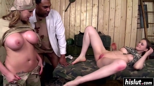 Large tits brunette Yuffie Yulan feels up to ramming hard HD