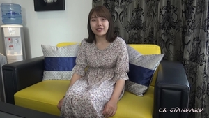 Japanese creampied at castings HD