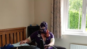 Fetish raw fucking in company with mistress