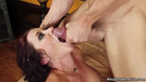 Big ass friend Jayden Jaymes cumshot