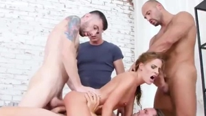 Loud sex escorted by horny arab mature
