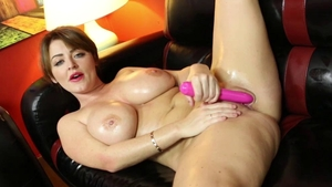 Sophie Dee has a thing for hard pounding