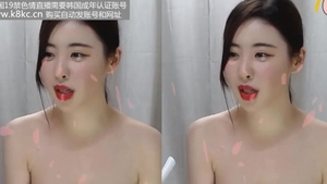 Pussy sex in the company of young korean female