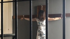 Chinese female BDSM in HD