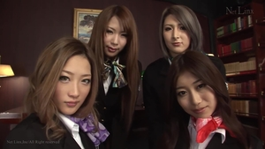 Orgy in Tokyo big tits japanese